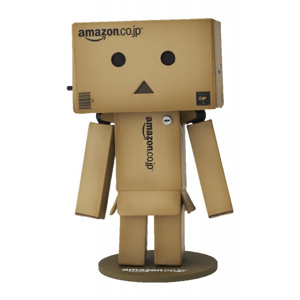 Revoltech Danbo Mini Amazon Box Version