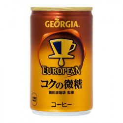 Georgia Europa Coffee mini 160ml
