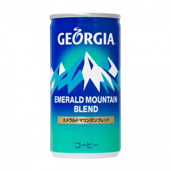 GEORGIA Emerald Mountain Blend 185g