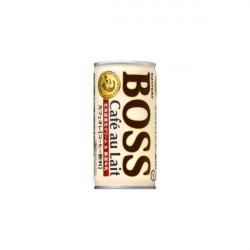 Suntory BOSS cafe au lait 185g