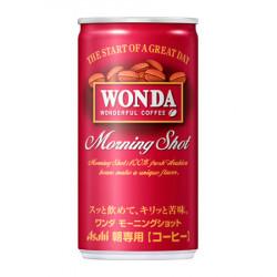 Asahi Wanda Morning Shot 185g