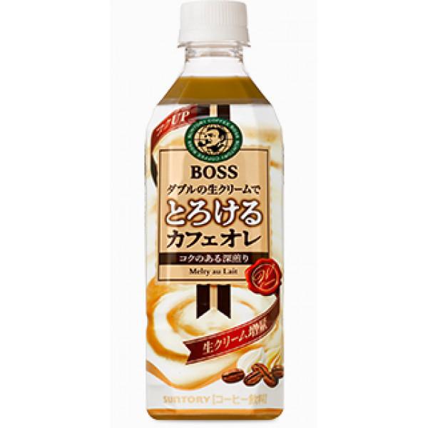 Suntory BOSS Melting cafe ore 500ml
