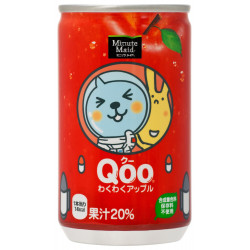 Minute Maid Qoo Apple mini 160ml