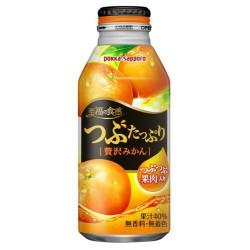 Pokka Sapporo luxury orange 400ml