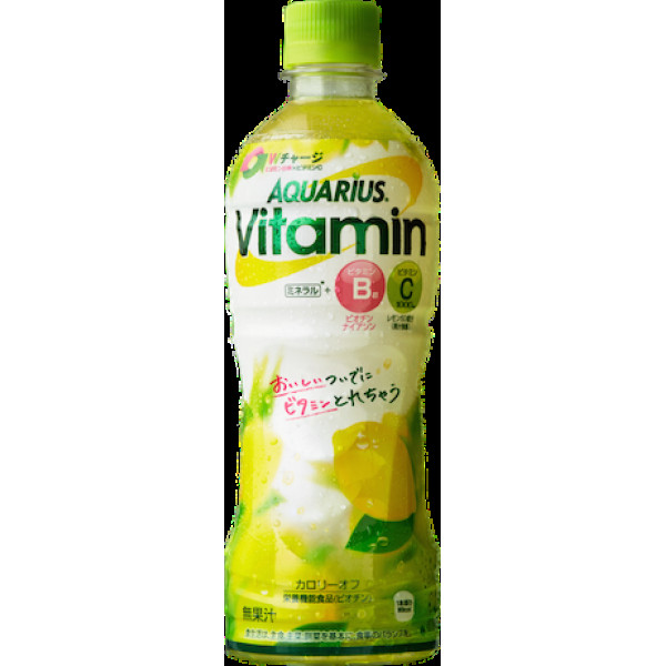 Aquarius vitamin 500ml