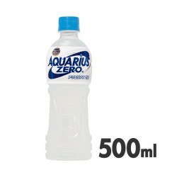 Aquarius zero 500ml