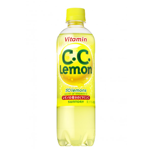 Suntory CC Lemon 500ml