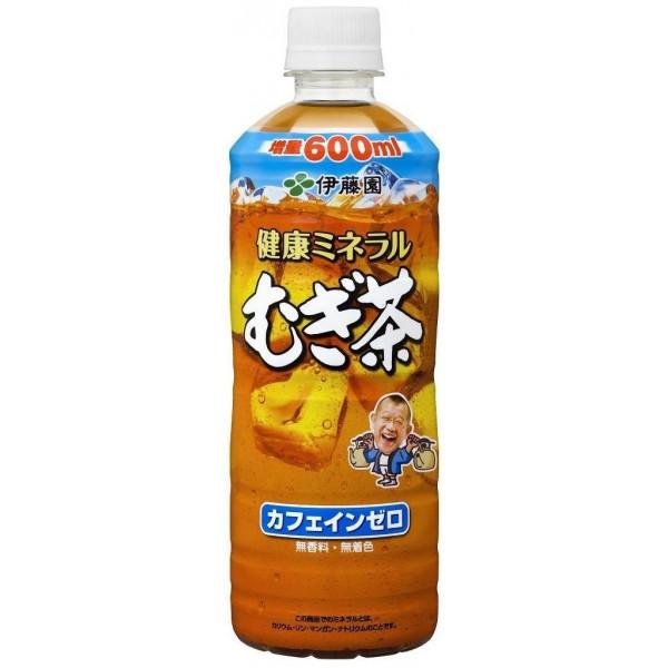 ITOEN Mineral Wheat tea 600ml