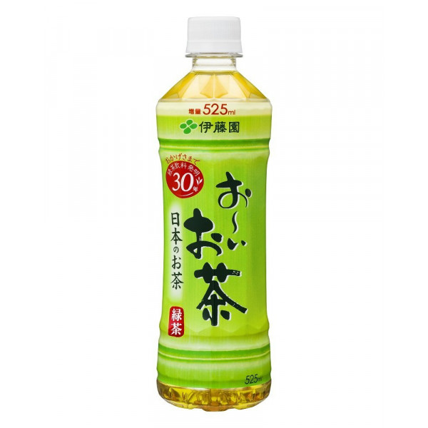 ITOEN Iocha - Hey tea 525ml