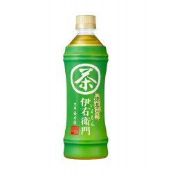 Suntory Iemon green tea 500ml