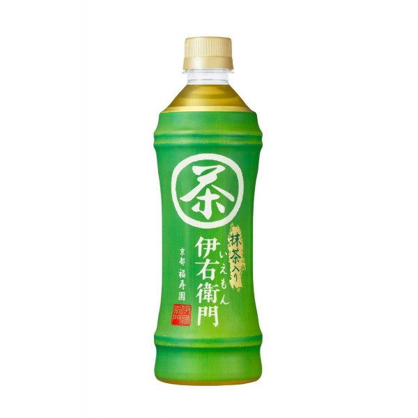 Suntory Iemon green tea 500ml
