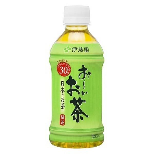 Itoen Hey green tea 350ml