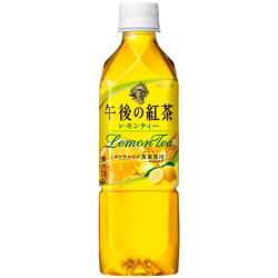 Kirin afternoon lemon tea 500ml