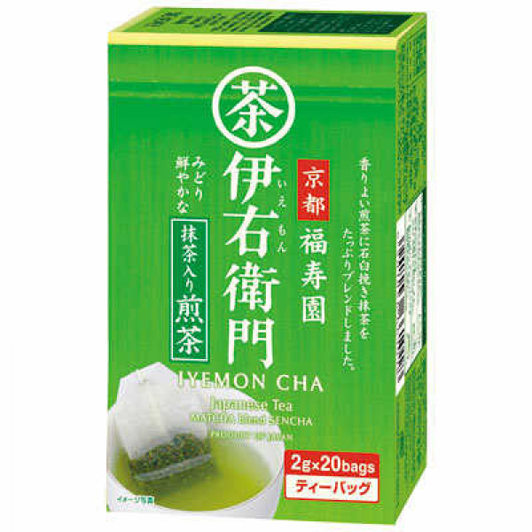 Japanese Tea Iyemon Matcha