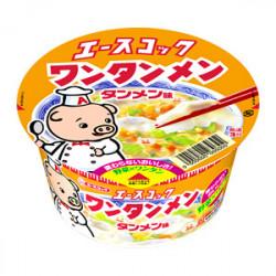 Wonton Tanmen Noodle Soup