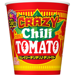 Nissin Cup Noodles - Crazy Chili Tomato
