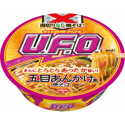 Japanese Nissin Cup Noodles - U.F.O Ankake Yakisoba