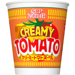 Nissin Cup Noodle Creamy Tomato