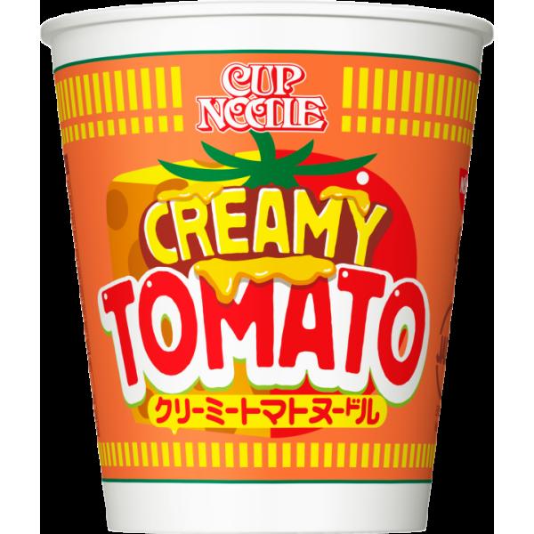 Nissin Cup Noodle Creamy Tomato