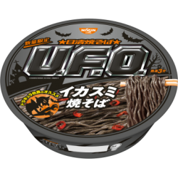 Nissin UFO Squid Inc Yakisoba