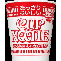 Nissin Cup Noodle Soup light