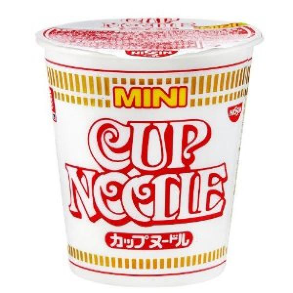 Nissin Cup Noodle mini