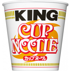 Nissin Cup Noodle King
