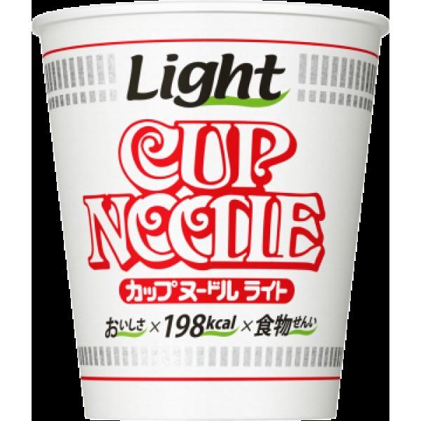 Nissin Cup Noodle Light