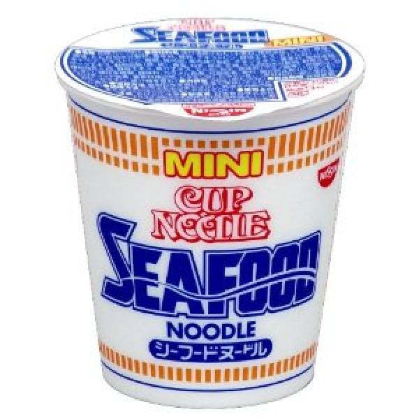 Nissin Cup Noodle Seafood mini
