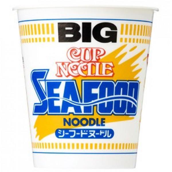 Nissin Cup Noodle Seafood Big size