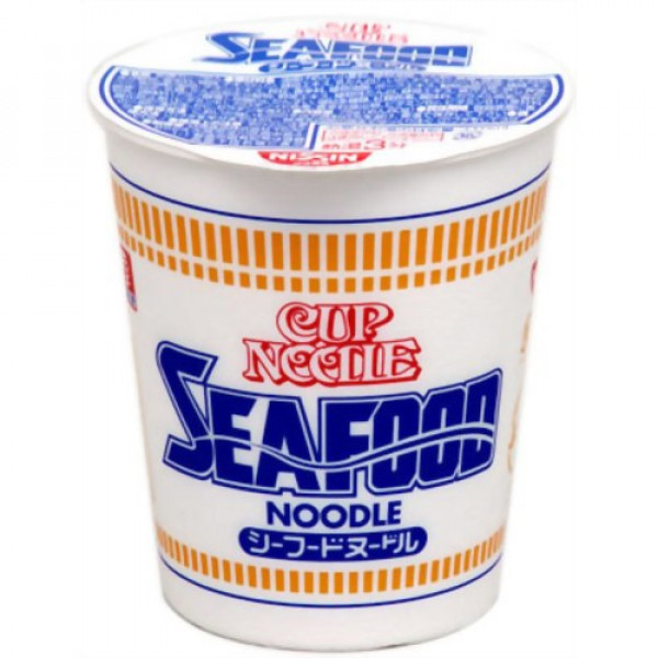 Nissin Cup Noodle Seafood