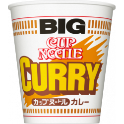 Nissin Cup Noodle Curry Big