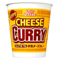 Nissin Cheese Curry