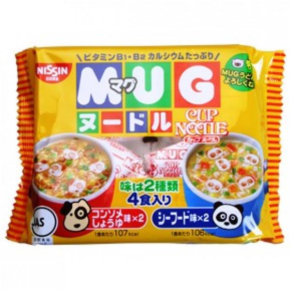 Nissin Mug Noodles