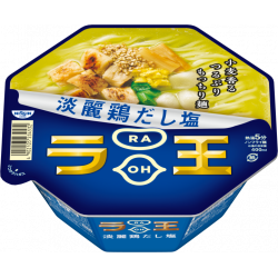 Nissin Raoh Chicken Salt Ramen