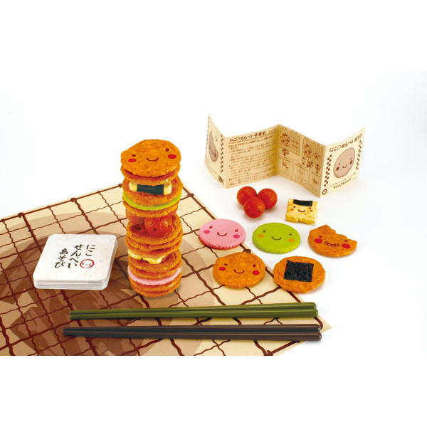 Cracker Tower   Balance board game