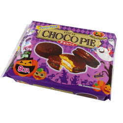 Lotte Choco Pie Halloween Party Pack