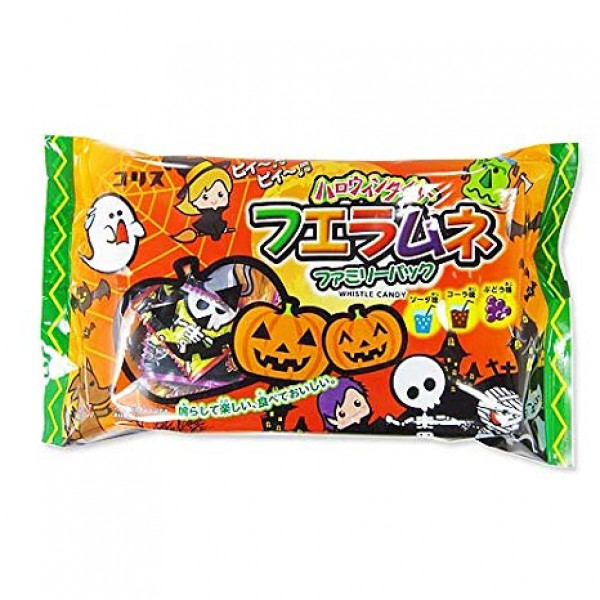 Fe Ramune Assorted Halloween Candy