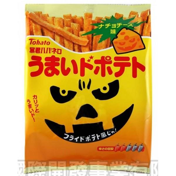 Tyrant Spicy potato strips - cheese