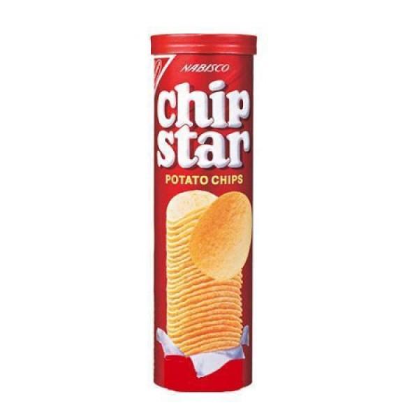 Chip Star Potato Chips  - Mild Salt L size