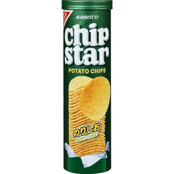 Chip Star Potato Chips - Norishio L size