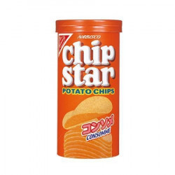 Chip Star Potato Chips   Consomme