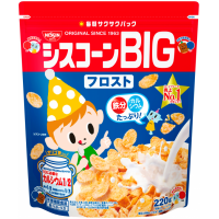 Japanese Cereal - Siscorn BIG frost