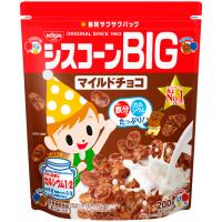 Japanese Cereal - Siscorn BIG Mild Chocolate