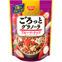 Japanese Cereal - Premium Granola with Fruits and Nuts