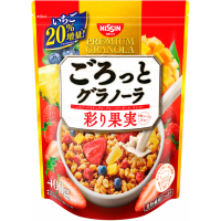 Japanese Cereal - Premium Granola Colorful Fruit