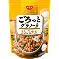 Japanese Cereal - Premium Granola Whole Soybean