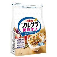Japanese Cereal - Calbee Frugra Sugar Off