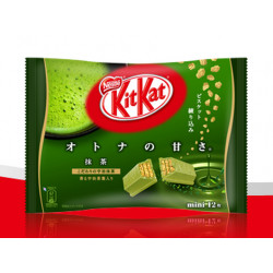 Japanese Kit Kat - Green Tea (Maccha)