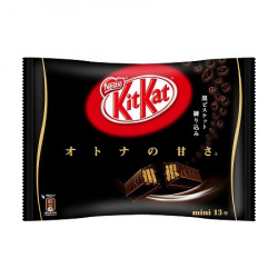Japanese Kit Kat - Bitter Sweet Chocolate